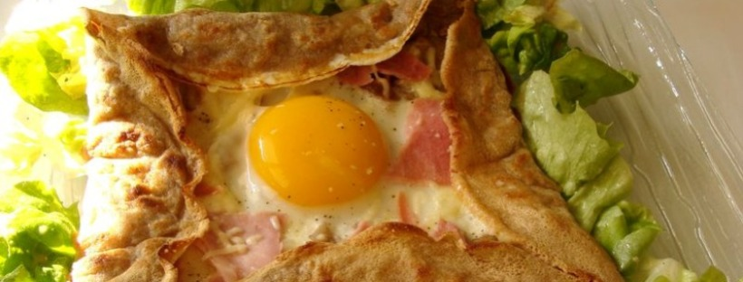 Galettes traditionnelles